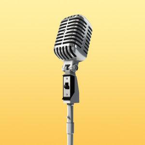 maya old microphone