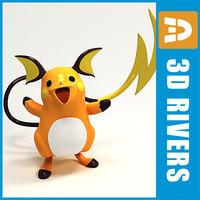 3dsmax japanese pokemon