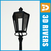 Streetlight 02 by 3DRivers