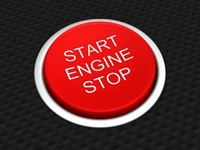 Car ignition (Start Stop Button)