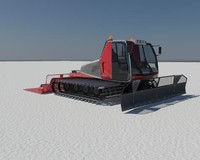 3d model prinoth everest