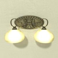 lamp vanity light fixtures 3d model