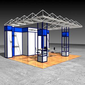 fair stand exhibition max
