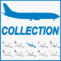 Boeing 737-400 Collection