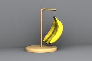 lwo banana holder