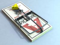 maya mouse trap