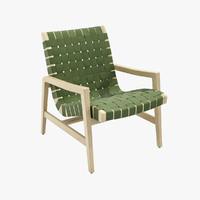 Risom Lounge Armchair
