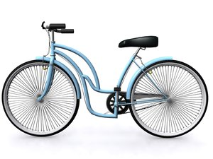 3ds max bicycle