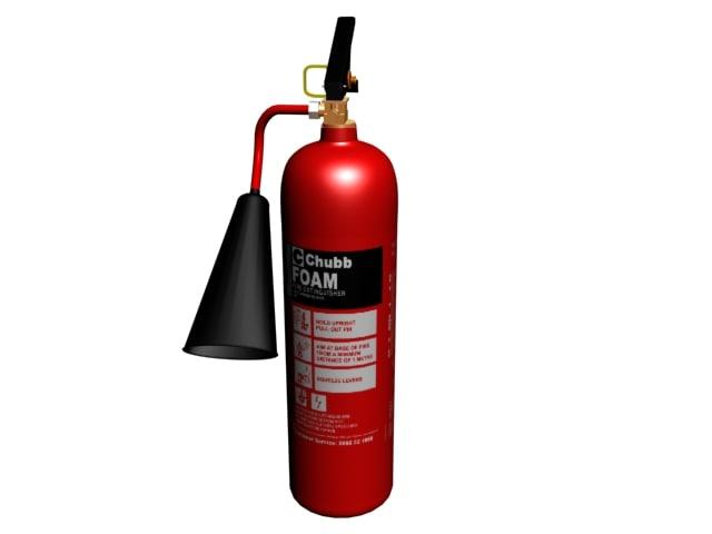 carbon extinguisher max