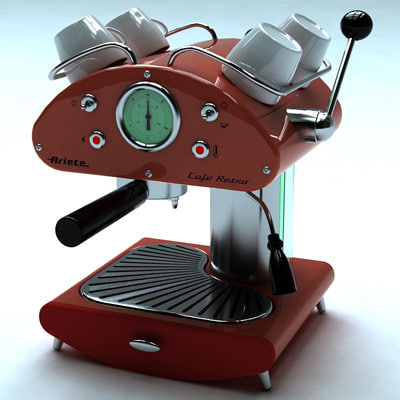 ariete coffee machine review