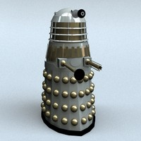 3ds max mark 6 dalek