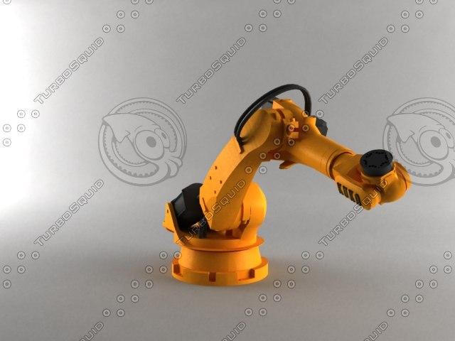 3ds max serial robot kuka