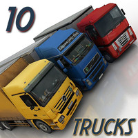 10 arch trucks collection