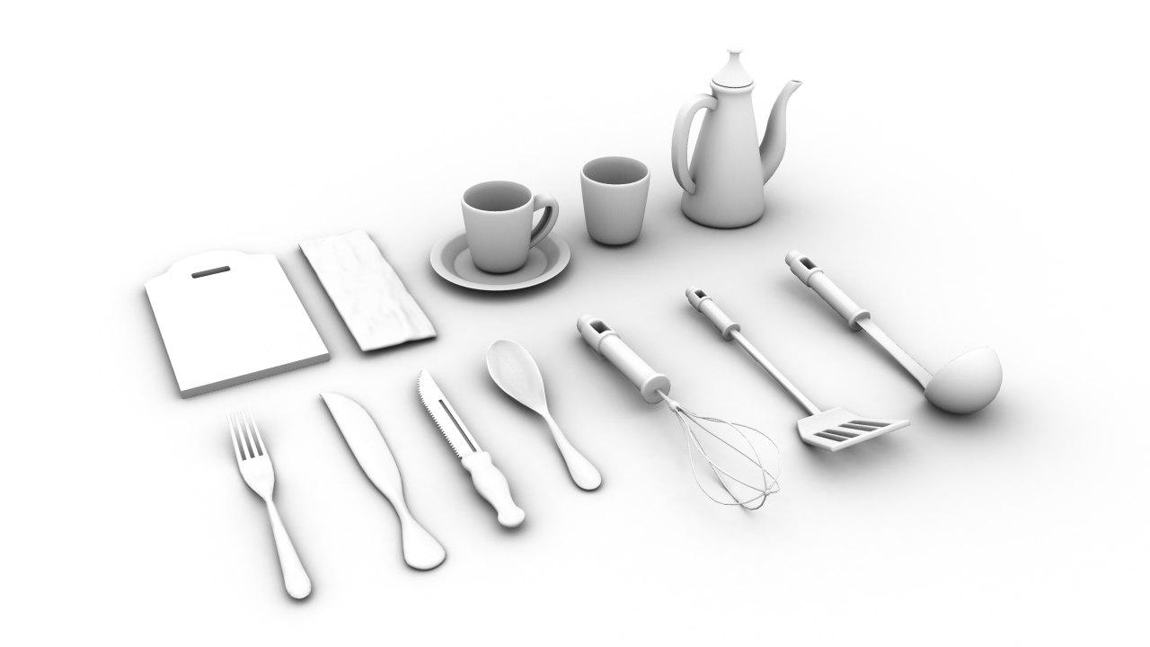 fork tableware max