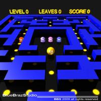3d pacman arcade