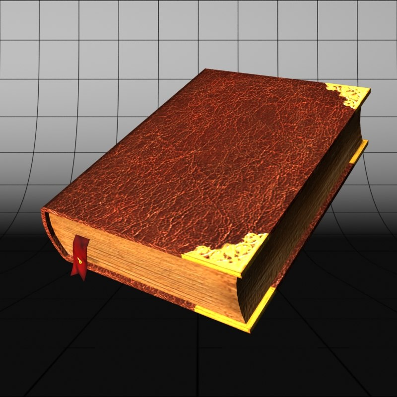 tome 3d model