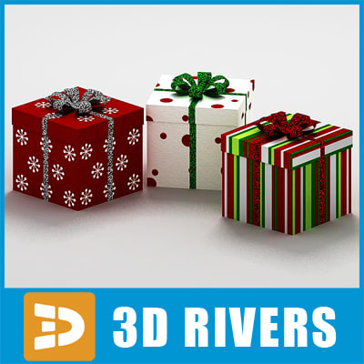 3ds max presents kids party