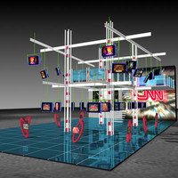3ds max fair stand