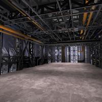 hangar interior max