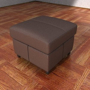 free 3ds mode chair stool