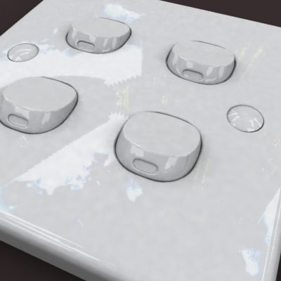3d switches model