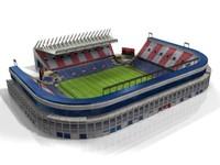 Vicente Calderon Stadium.zip