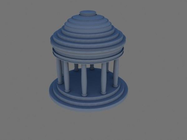 monopteros temple 3ds
