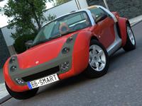 roadster 3d model