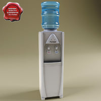 3d water dispenser