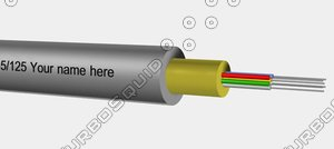 tb006 52 5-125 cable 3d max