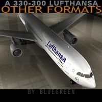 Airbus A330-300 Lufthansa S