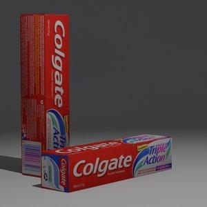 colgate tooth paste max