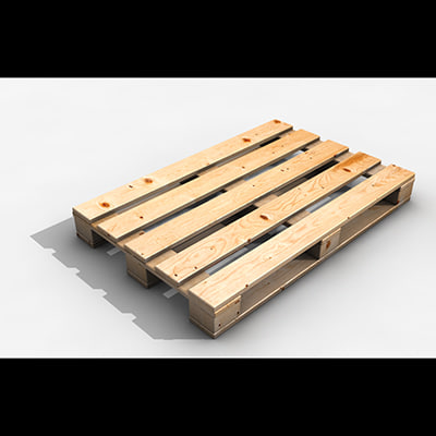 palette europalette wood obj