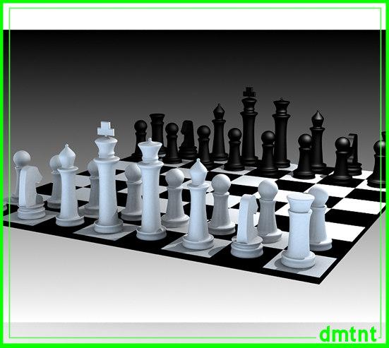 chess set max