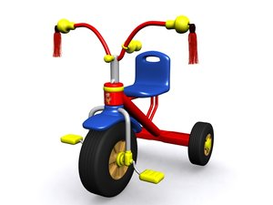 max tricycle children