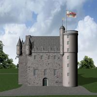 3ds castle fraser