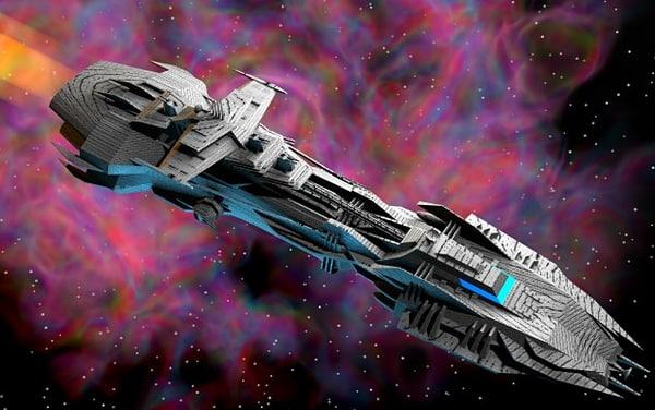 3d capital ship fourteen