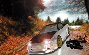 car 180sx 3ds free