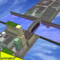 street cities 3d model