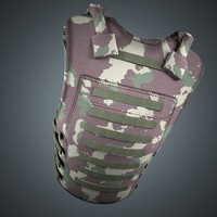 Army bullet proof vest