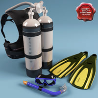 Diving equipment V2