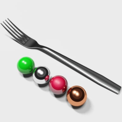 3ds max fork