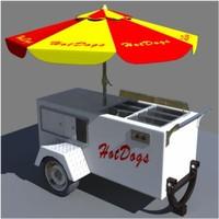 PJS Hotdog Stand