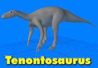 Tenontosaurus Dinosaur