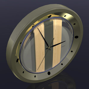 wall clock 3ds free