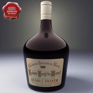 max wine bottle