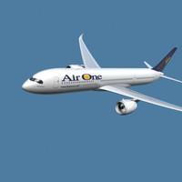 maya a350-900 air