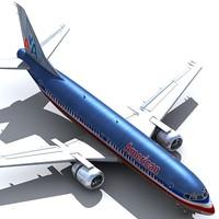 737 400 3d model