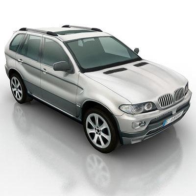 vehicle car 3d model