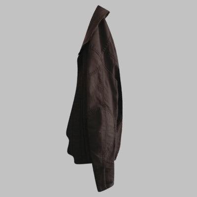 coat 3d max